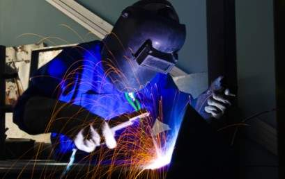 Coded Plate and Intermediate Welding – 26th June, 2017