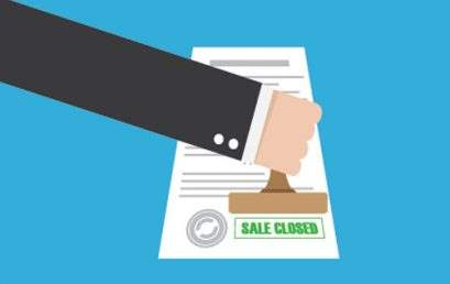 E-Learning Course: Closing the Sale